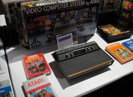 ATARI 2600 – ATARI VCS (VIDEO COMPUTER SYSTEM)