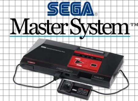 SEGA MASTER SYSTEM – SEGA MARK III