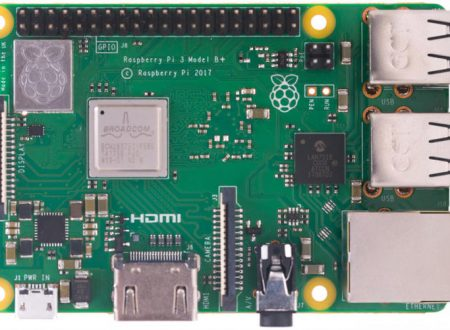 RASPBERRY PI 3 MODEL B+ – ECCO LA NUOVA BOARD DI RASPBERRY PI QUAD-CORE A 1,4 GHz
